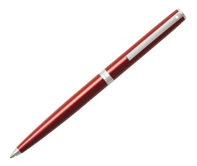 9479 BP Długopis Sheaffer kolekcja Sagaris, czerwony, wykończenia chromowane