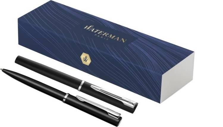 Zestaw piśmienniczy długopis i pióro kulkowe Allure